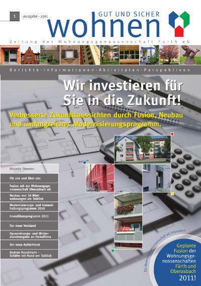 Ausgabe Nr. 01 / 2011
