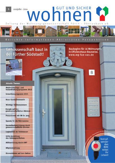 Ausgabe Nr. 05 / 2014