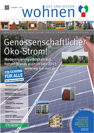 Ausgabe Nr. 03 / 2012